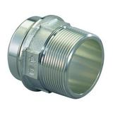 Uponor RS2 адаптер с наружной резьбой латунь 1 1/2 НР, артикул 1059402