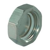 Uponor заглушка для коллектора S/SH латунь 1/2 ВР, артикул 1014120