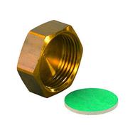 """Заглушка для коллектора Uponor, 3/4"""", с плоским уплотнением, артикул 1001337"""