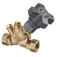 Регулирующий вентиль Oventrop Hydrocontrol VTR PN16 Ду 32, 1 1/2 НР, бронза, с заглушками, Арт. 1060510