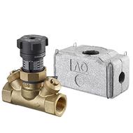 Регулирующий вентиль Oventrop Hycocon VTZ PN16 Ду15 латунь, Арт. 1061704