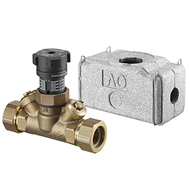 Регулирующий вентиль Oventrop Hycocon VTZ PN16 Ду15 НГ, Арт. 1061804