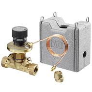 Регулятор перепада давления Oventrop Hycocon DTZ PN16 Ду15 (50-300 мбар) латун. НГ, Арт. 1062104