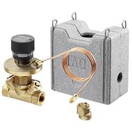 Регулятор перепада давления Oventrop Hycocon DTZ PN16 Ду 15 (250-600 мбар) латун., Арт. 1062204