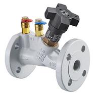 Регулирующий вентиль Oventrop Hydrocontrol VFC PN16 Ду20 фланц. (чугун), Арт. 1062646