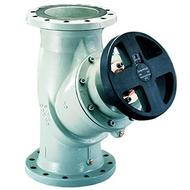 Регулирующий вентиль Oventrop Hydrocontrol VFC PN16 Ду 200 фланц. (чугун), Арт. 1062656