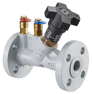 Регулирующий вентиль Oventrop Hydrocontrol VFC PN16 Ду 20 фланц. ANSI (чугун) , Арт. 1062946