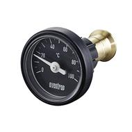 Набор для переоборуд. с термометром, цвет антрацит для Арт. № 107 71/73/78/57, DN10-15, Oventrop, 1077181