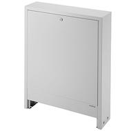 Монтажный шкаф коллекторный наружный Oventrop № 1 Ш600 x В760 x Г160 мм, артикул 1401171