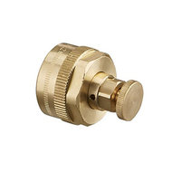 Заглушка для опрессовки с воздухоотводчиком Oventrop 16 х 2,0 мм (набор 10 шт), Арт. 1506085