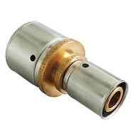 Пресс-муфта с переходом Oventrop 32 х 20 мм, Арт. 1512659