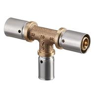 Пресс-тройник с уменьшенным отводом Oventrop 20 х 16 х 20 мм, Арт. 1513155