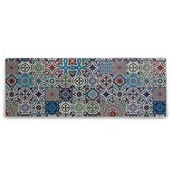 """Дизайн-конвектор Varmann GlassKon 115.180.720, горизонтальный, настенный монтаж, подключение """"сбоку"""""""