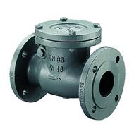 Обратный клапан Oventrop PN16 Ду 40 фланцевый, Арт. 1073049