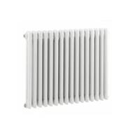 Стальной трубчатый радиатор Arbonia 2057, 1 секция, белый, 53 Вт, глубина 65 мм