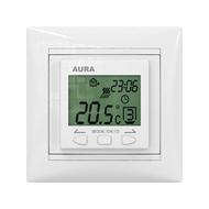 Терморегулятор электронный AURA LTC 090 (LEGRAND) белый