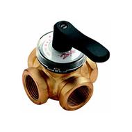 Клапаны регулирующие поворотные Danfoss HRB 3, Ду 32, арт. 065Z0408