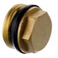 Торцевые заглушки Danfoss FHF-E, комплект из 2 штук, арт. 088U0582