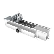 Внутрипольный конвектор без вентилятора EVA K.160.165.900, 280Вт