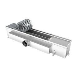 Внутрипольный конвектор без вентилятора EVA K.160.165.1750, 677Вт