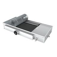 Внутрипольный конвектор с вентилятором EVA KB.125.403.900, 2676Вт