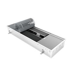 Внутрипольный конвектор с вентилятором EVA KBX.125.303.1000, 2589Вт