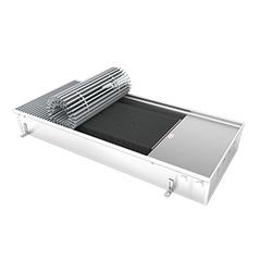 Внутрипольный конвектор без вентилятора EVA KC.125.403.1500, 1495Вт
