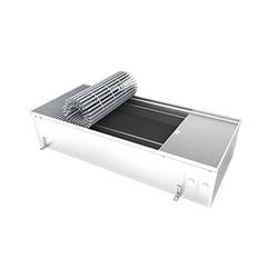 Внутрипольный конвектор без вентилятора EVA KC.200.403.1250, 1411Вт