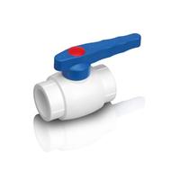 Шаровый кран Fusitek 20 из ППР для холодной воды, FT07201