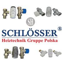 Готовые комплекты для регулировки радиаторов SCHLOSSER