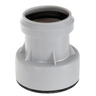 Переходник HL DN50 с поливинилхлорида (ПВХ), полипропилена (ПП) на чугун, свинец, сталь, HL9/50