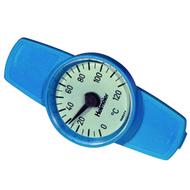 Heimeier Термометр для GLOBO, диапазон 0-120 С, DN10-32, синий, 0600-01.380