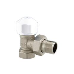 Термостатический вентиль 1/2 угловой с настраиваемой термовставкой Hummel 2904120001