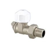 Термостатический вентильс 1/2 прямой с настраиваемой термовставкой Hummel 2914120001
