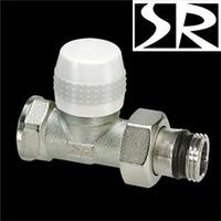 Вентиля для ручной регулировки радиаторов SR Rubinetterie