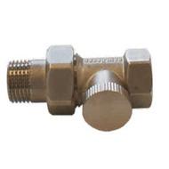 Клапан SCHLOSSER обратного потока проходной DN10 3/8 GZ x 3/8 GW, арт. 601300003