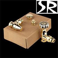 Запорная трубопроводная арматура для чугунных радиаторов SR Rubinetterie