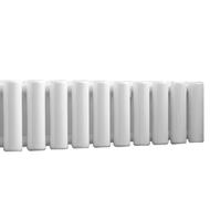 Гармония 2-155-3, стальной трубчатый радиатор КЗТО
