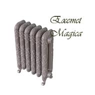 EXEMET Magica 600/400 (1 секция), чугунный радиатор
