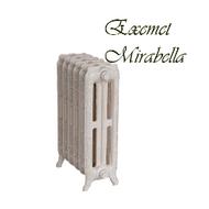 EXEMET Mirabella 450/300 (1 секция), чугунный радиатор