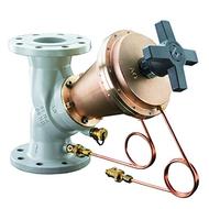 Регулятор перепада давления Oventrop Hydromat DFC PN16 Ду 65 чугун (200-1000), Арт. 1064651