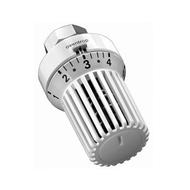 Термостатическая головка Oventrop Uni XHM, артикул 1011360, белый, 7-28 С, c нулевой отметкой, увеличенное значение Kv