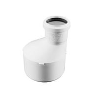 Переходник (редукция) REHAU RAUPIANO PLUS 110/50, для канализационных труб, арт. 11213941001