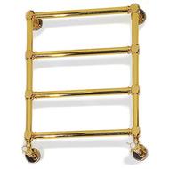 Полотенцесушитель IRSAP Minuette 596/540/500 4 трубки, электрический, MUS050I 52, золото