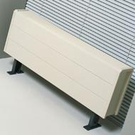 Свободностоящий конвектор JAGA Tempo 10/20/140 стандартный цвет