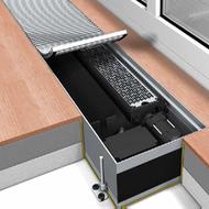 Конвектор встраиваемый в пол с вентилятором Mohlenhoff QSK EC 260-110-2000