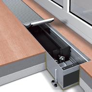Конвектор электрического нагрева без вентилятора Mohlenhoff ESK 180-110-750