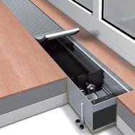 Конвектор электрического нагрева без вентилятора Mohlenhoff ESK 180-110-2500