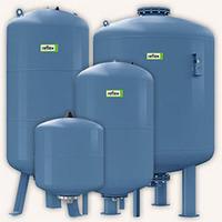 Расширительные баки для водоснабжения REFLEX (гидроаккумуляторы)