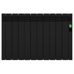 Электрический радиатор Rointe D Series со встроенным Wi-Fi, черный, 1500 Вт, 10 секции, DEB1430RAD